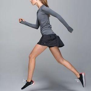"Lululemon Pace Rival Skirt (Tall) 15"""